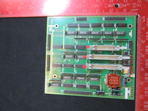 NIKON KBA00650-AE06   New PCB, AIRCNT I/P, STEPPER M-LINE