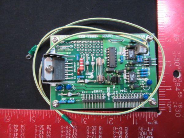NIKON KBB04695-AE01   New PCB, SINGLE BELLOWS 4S003-033AN BLWS3