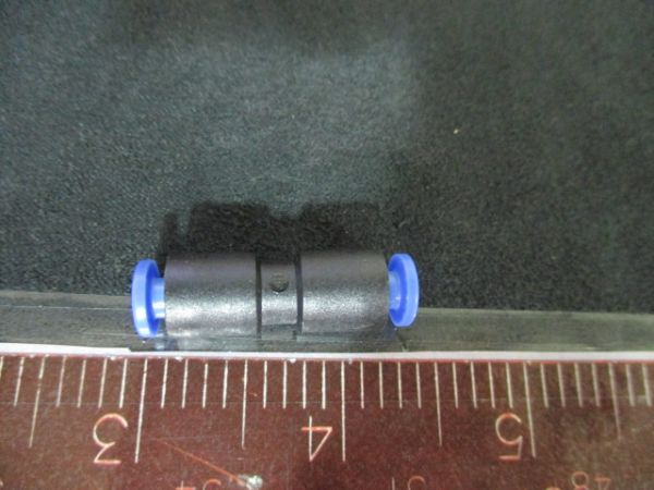 SMC KQH04-00 FITTING, ONE-TOUCH STRAIGHT UNION KQH04