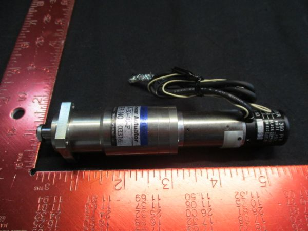 Harmonic Drive Systems (HD Systems) LA-30-10-F LINEAR ACTUATOR