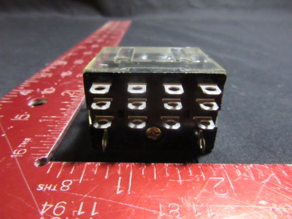 OMRON LY4 Used RELAY 100VAC