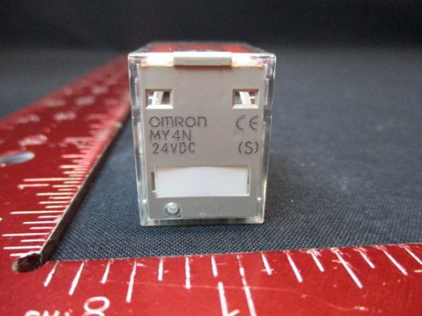 Omron MY4N-24VDC RELAY, POWER 24VDC