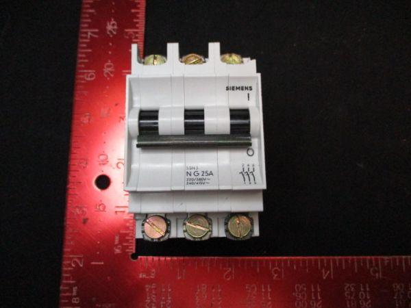 Siemens N-G-25A BREAKER, CIRCUIT 220/380