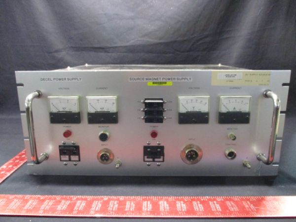 NISSIN NI86-0769 DECELERATION POWER SUPPLY