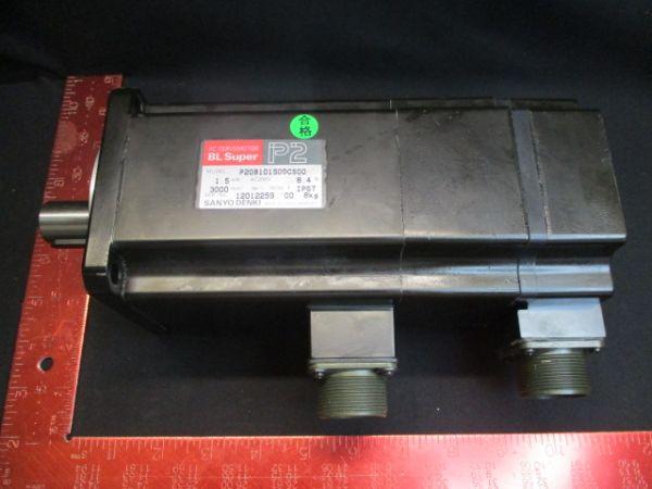 Sanyo Denki P20B10150DCS00 1.5kw, 8.4A