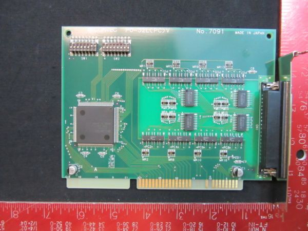 CONTEC MICROELECTRONICS USA INC PO-32L(PC)V NEW (Not in Original Packaging)