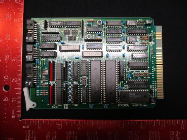 HIVERTEC PPD2A PCB, PMC BOARD PPD2A