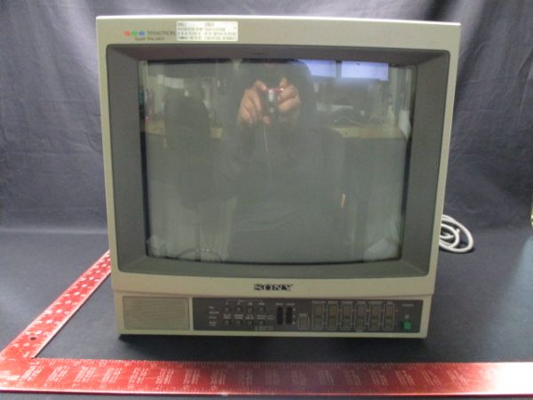 Sony PVM-1343MD   TRINITRON COLOR MEDICAL VIDEO MONITOR AC120V 50/60Hz