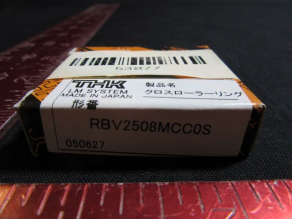 THK RBV2508MCC0S New LINEAR BEARING