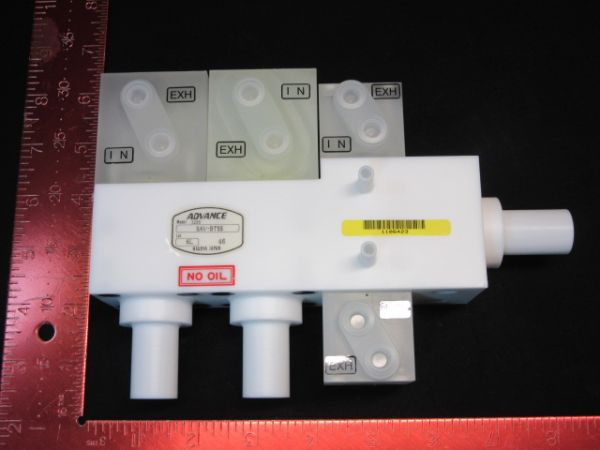 DAI NIPPON SCREEN (DNS) 5-39-05538 ADVANCE SAV-BTSS AIR MIXING VALVE