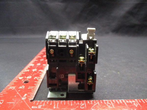 FUJI ELECTRIC TR-0 0.24-0.36 THERMAL OVERLOAD RELAY