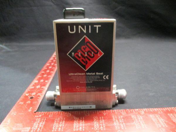 UNIT INSTRUMENTS UFC-8160 MASS FLOW CONTROLLER RANGE: 20L GAS: N2