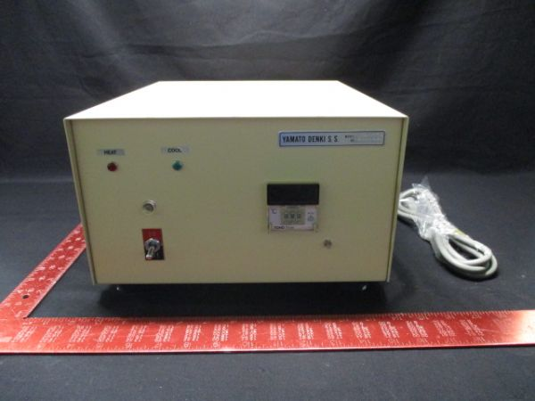 YAMATO ELECTRIC WORKS INC VC-803A HEAT EXCHANGER, POWER SUPPLY