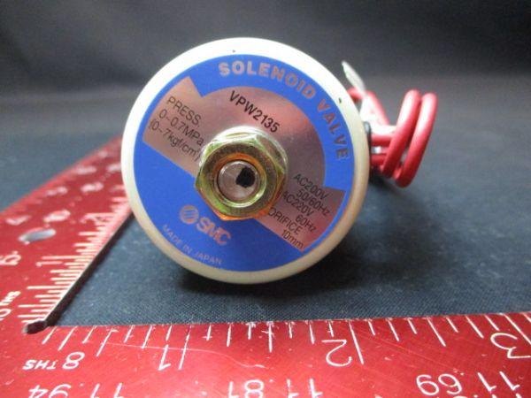 SMC VPW2135-032G VALVE, 200V COIL