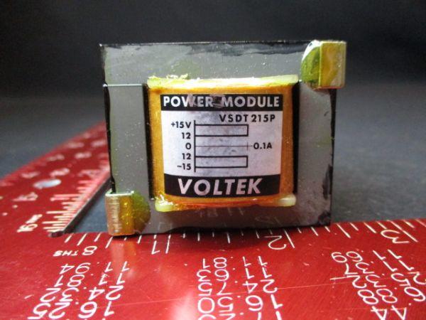 VOLTEK VSDT215P SUPPLY, POWER +15V 110A VOLT