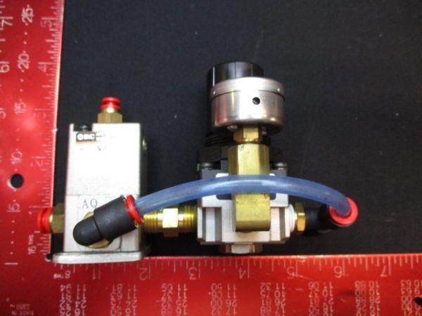 Applied Materials 3870-02612 SMC VTA301 VALVE ASSY