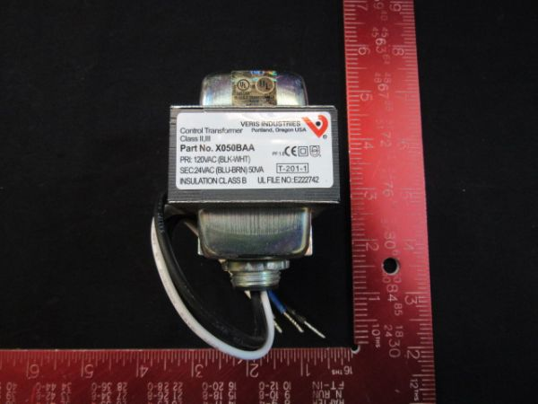 Veris Industries X050BAA CONTROL TRANSFORMER
