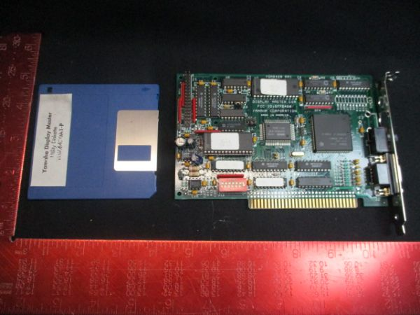 Yamaha Corporation YDM6420A1-P CGACONTROLLER CARD