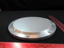 "Applied Materials (AMAT) 0020-42286 PLATE,PERF 6"" EC WXZ"
