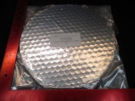 """Applied Materials (AMAT) 0040-21528 COLLIMATOR, FOIL 5/8"""" HEX 1:1, SHAPED"""