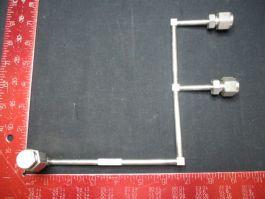Applied Materials (AMAT) 0050-06393 GAS LINE, WELDMENT