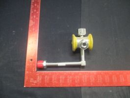 Applied Materials (AMAT) 0050-36757   LINE, PROCESS CHAM. EXH. BARATRON MOUNT