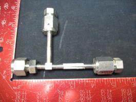 "Applied Materials (AMAT) 0050-DC131   WELDMENT, SPOOL 3.01"" M/M, 5RA"