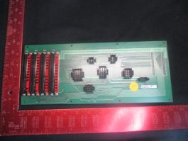 Applied Materials (AMAT) 0100-00052   PCB, REMOTE AC MOTHER