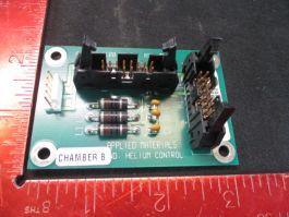 Applied Materials (AMAT) 0100-00171 PCB, CONTROL