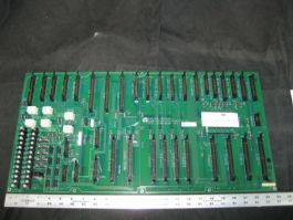Applied Materials (AMAT) 0100-09304MONT ASSY Wiring distribution + Relay Board