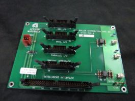 Applied Materials (AMAT) 0100-70019 Assembly Controller Distribution/WPS Board
