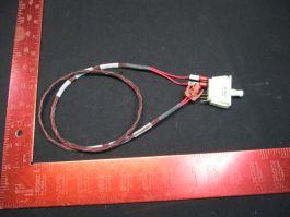 Applied Materials (AMAT) 0140-01159   Harness, Assy. Gas Panel Door SW INTLK
