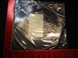 """Applied Materials 0200-09219 WEST COAST QTZ  COVER,RING 5"""" METAL ETCH CHMBR"""