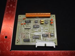 NEC ELECTRONICS AMERICA INC 022-00065 PCB, RESISTIVITY INTERFACE