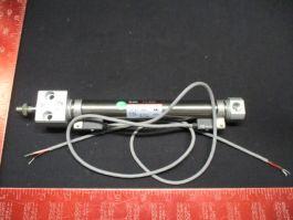 TOKYO ELECTRON (TEL) 024-003128-1 SMC 10-CDM2RA20-135-H7A1-XB9 AIR CYLINDER