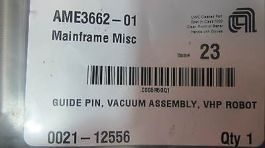 AMAT 0021-12556 GUIDE PIN, VACUUM ASSEMBLY, VHP ROBOT