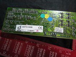 COMMAND GETA100B CARD 4 SPEECH LINKS 100B COMMAND