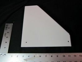 Applied Materials (AMAT) 0021-77653 PLATE,LEFT SUPPORT TOP COVER