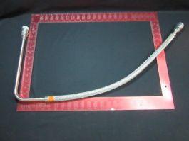 "Applied Materials (AMAT) 3400-01382 HOSE ASSY FLEX HELIUM 1/2IDX32""L STR-M"
