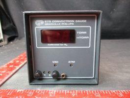 Granville-Phillips 275102-1 275 Convectron Gauge Controller