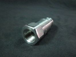Applied Materials (AMAT) 3300-05240 Fitting Coupling QDISC 3/8 BODY Male 3/8NPT