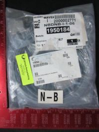 Applied Materials (AMAT) 1950184 Robot RS232 Cable Assembly