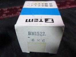 TEM 6 X 6 Motor COUPLER SS, 6MM X 6MM
