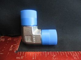 Applied Materials (AMAT) 3300-03026   FTG ELBOW MALE 1/2NPTF TO 1/2NPTF 90 D