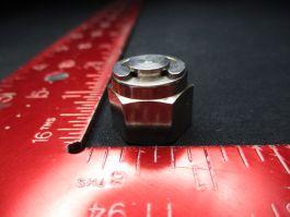 Applied Materials (AMAT) 3300-03362   FTG TBG PLUG 3/8T HEX SST