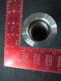 """AMAT 3400-01470 Hose Flex Bellows NW50 X 9\""""L SST"""