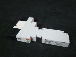 SMC VQ1200-5 Pneumatic Valve, Pressure: 0.1~0.7MPa--not in original packaging