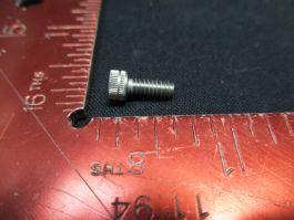 Applied Materials (AMAT) 3690-01356 SCR CAP SKT HD 6-32 X 3/8L VENT HEX SKT