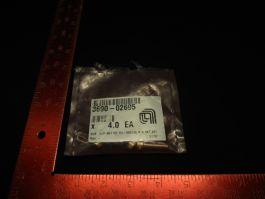 Applied Materials (AMAT) 3690-02695   SCREW CAP SKT HD 1/4-20X1.0L HEX SKT SST SILVER-PLT