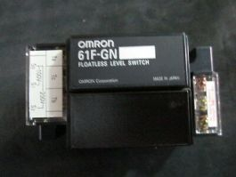 OMRON 61F-GN AMP, REVEL METER